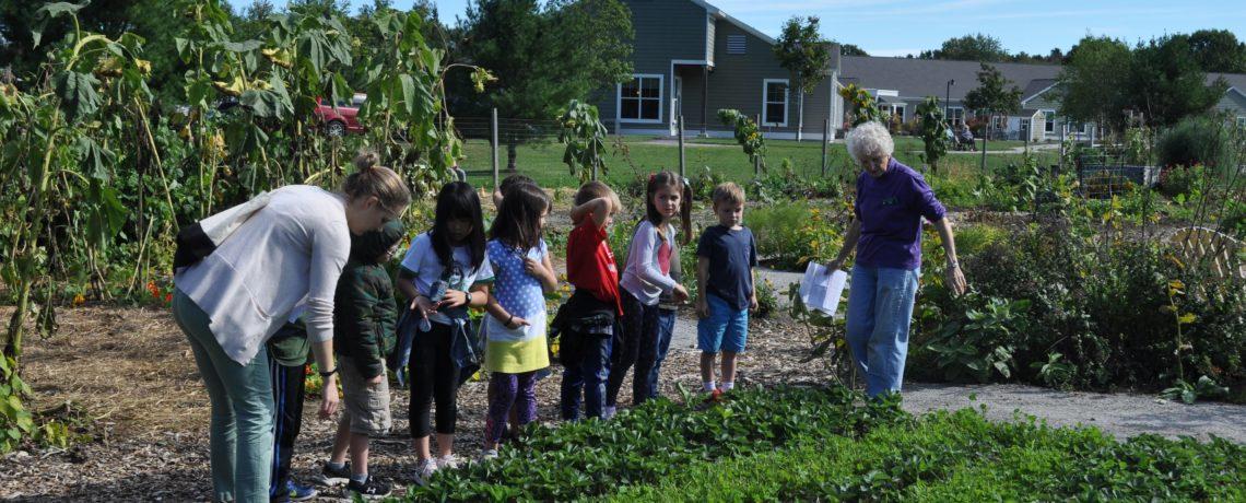 Coffin Community Gardeners