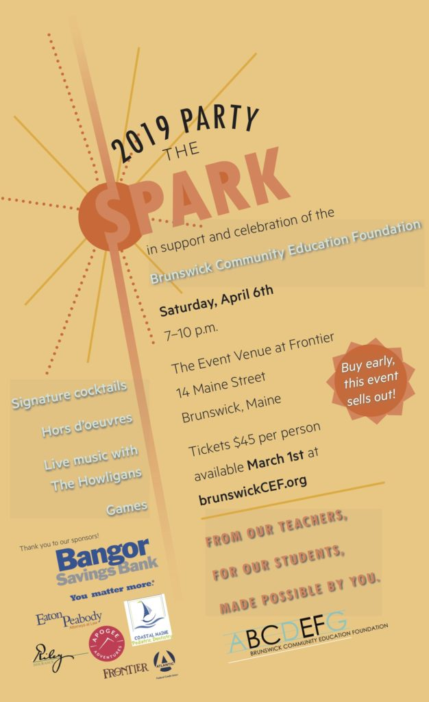 Join us at the Spark!